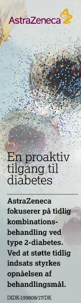 Astra Zeneca Diabetes Branding